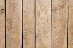 Background - wooden fence Stock Image