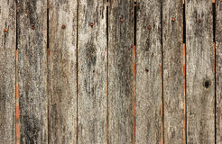 A background of wooden fence Royalty Free Stock Photography