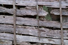 Background of wooden fence Stock Photos