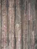 Background of the wooden fence. Stock Images