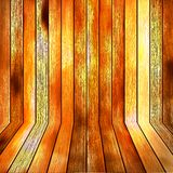 Background wooden floor boards. + EPS10 Royalty Free Stock Images