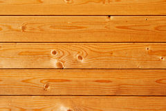 A background of  wooden horizontal boards Stock Images