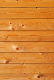 Background of  wooden horizontal boards Royalty Free Stock Image