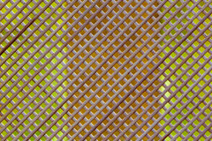 The background of the wooden mesh Royalty Free Stock Images