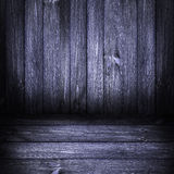 Background Wooden Panel Boards Navy Blue Royalty Free Stock Images