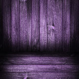 Background wooden panel boards violet Royalty Free Stock Photo
