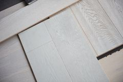 Background of the wooden panels Stock Photos