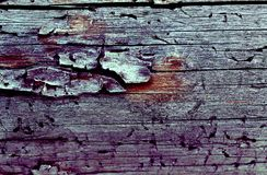 Background of wooden plank texture wall with selected tone color. Abstract background of an old wooden wall with a bright texture. Royalty Free Stock Images