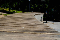 Background with wooden planks Royalty Free Stock Image