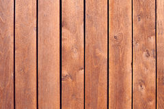 Background of wooden planks vertical Royalty Free Stock Images