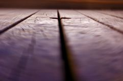 Background - Wooden Table Stock Photos