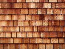 Background Wooden Tile Wall Stock Image