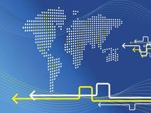 Background world Stock Images