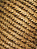 Background of woven bamboo pattern texture Stock Photography