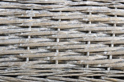 Background of woven twigs Royalty Free Stock Photos