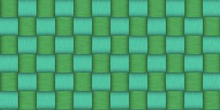 Background woven wood Stock Image