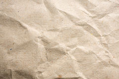 Background of wrapping paper. Texture of crumpled packaging paper Royalty Free Stock Image