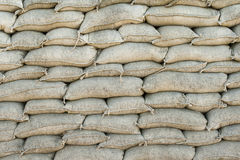 Free Background WW1 Barbed Wire And Sandbags World War Stock Photography - 39668852