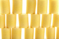 Background yellow Royalty Free Stock Photos