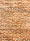 The background of yellow brick. The background of yellow porous decorative brick Royalty Free Stock Image