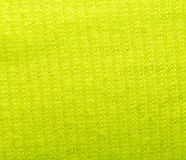 Background of yellow fabric Stock Image