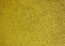 Background yellow of interwoven threads and paint. Abstract background yellow  of interwoven threads and paint Royalty Free Stock Image