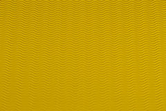 Background yellow paper. Wave detail Royalty Free Stock Images