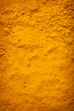 Background of turmeric powder Royalty Free Stock Image
