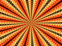 Background0737. Kaleidoscopic interference pattern produced by a laser beam reflected from a polymer film stock illustration