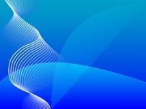 Background101 azul Fotografía de archivo libre de regalías