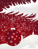 background2 Χριστούγεννα Στοκ εικόνες με δικαίωμα ελεύθερης χρήσης