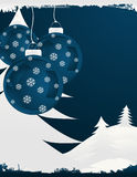 background3 Χριστούγεννα Στοκ Φωτογραφίες