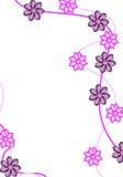 Background6 floral Images libres de droits