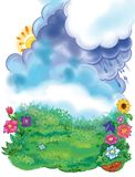 Rainy Day Stock Illustrations – 7,233 Rainy Day Stock ...