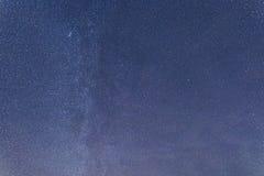BackgroundConstellations Cassiopeia, Draco, Urs κόσμου Milkyway Στοκ φωτογραφία με δικαίωμα ελεύθερης χρήσης