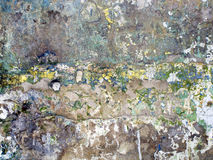 Backgrounds. Structure, old paint on a wall, backgrounds Royalty Free Stock Images