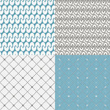 Backgrounds with abstract elements and lines Stock Image