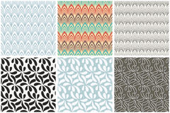 Backgrounds with abstract elements Royalty Free Stock Photography