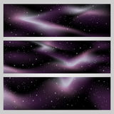 Backgrounds for banners Royalty Free Stock Images