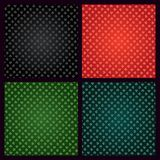 Backgrounds with clover Royalty Free Stock Image