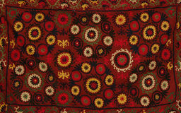 Backgrounds of fabrics and textiles Stock Photography