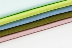 Backgrounds of fabrics and textiles Royalty Free Stock Photography