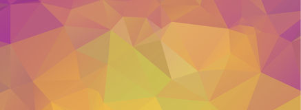 Backgrounds full Color Abstract Low Poly Triangular Modern Geome. Tric Background. Colorful Polygonal Mosaic Pattern Template , panorama Stock Image