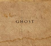backgrounds gost Stock Image