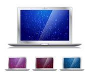 backgrounds laptops trendy Стоковое Фото