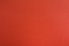 Backgrounds of leather texture. Backgrounds of red leather texture Royalty Free Stock Photo