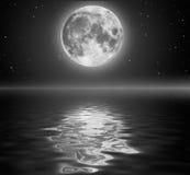 Backgrounds night sky Royalty Free Stock Photography