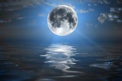 Backgrounds night sky Royalty Free Stock Image