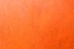 Backgrounds of orange leather texture. Pic of backgrounds of orange leather texture Stock Photos