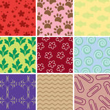 Backgrounds pattern Royalty Free Stock Images